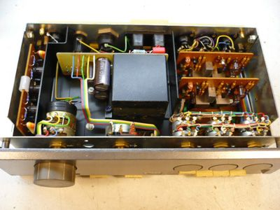 quad refurbishing quad 33 preamplifier